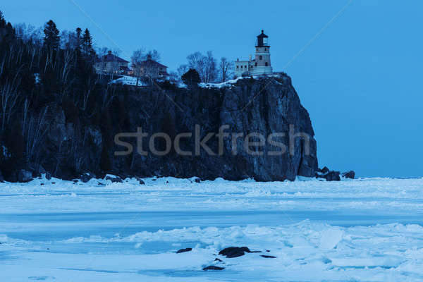 Split Rock Lighthouse Stock photo © benkrut