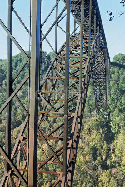 New River Gorge Bridge   Stock photo © benkrut