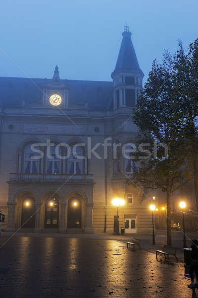 Architecture of Place d'Armes  Stock photo © benkrut