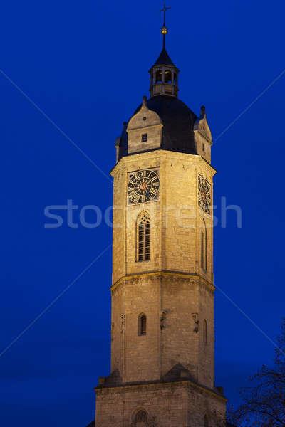 St. Michael Church in Jena Stock photo © benkrut