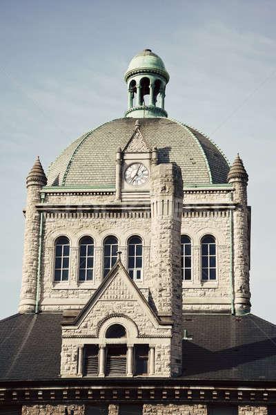 Stockfoto: Historisch · gebouw