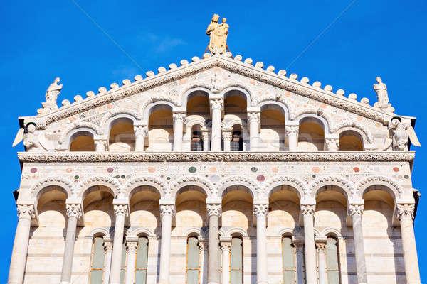 Pisa Cathedral in Pisa Stock photo © benkrut