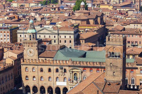 Architecture of Bologna Stock photo © benkrut
