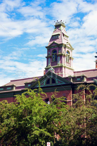 Courthouse in Aspen, Pitkin County  Stock photo © benkrut