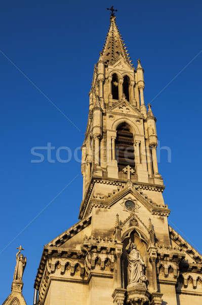 St. Peter Church in Nimes Stock photo © benkrut