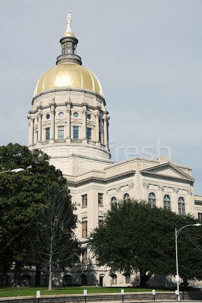 State Capitol Building in Atlanta Stock photo © benkrut