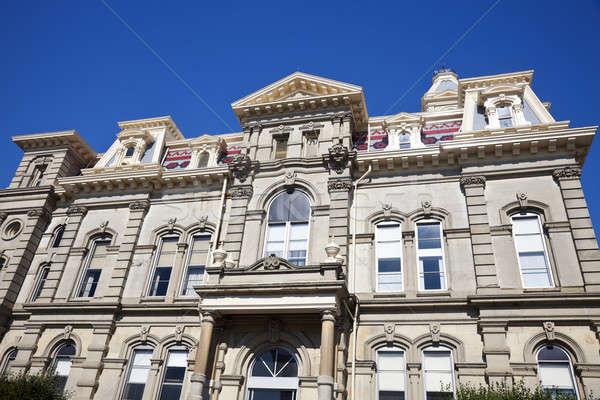 Muskingum County Courthouse Stock photo © benkrut