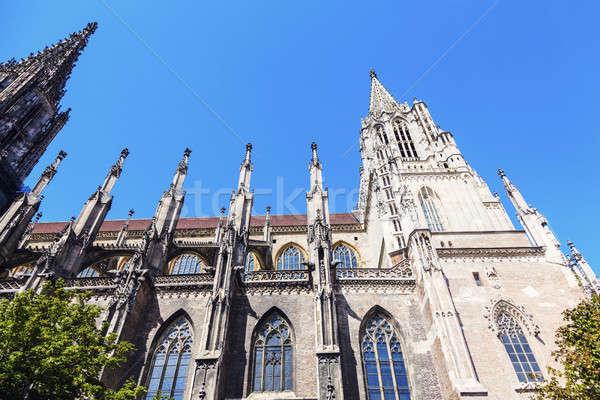 Ulm Minster Stock photo © benkrut