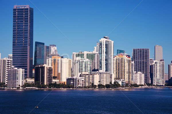 Miami Florida USA business kantoor water Stockfoto © benkrut