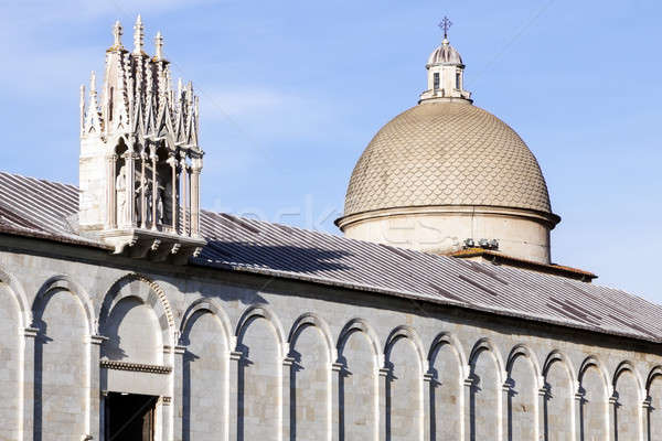 Pisa Cathedral Stock photo © benkrut