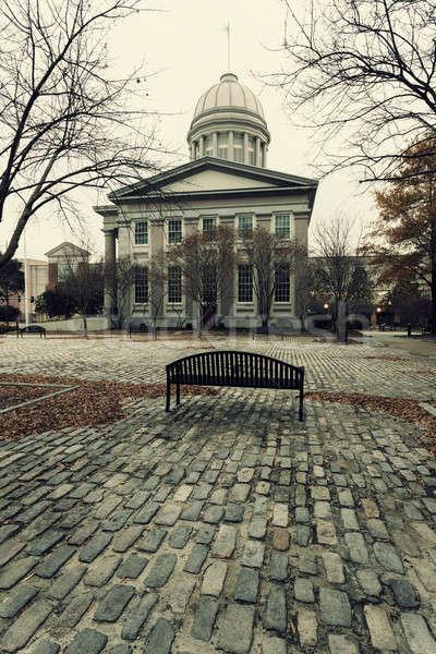 музее Норфолк Виргиния путешествия США Сток-фото © benkrut