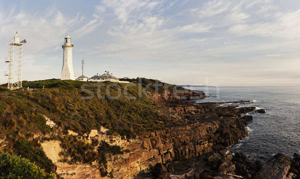 Green Cape Lighthouse, New South Wales  Stock photo © benkrut