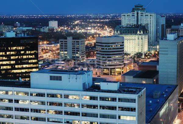 Winnipeg architecture  Stock photo © benkrut