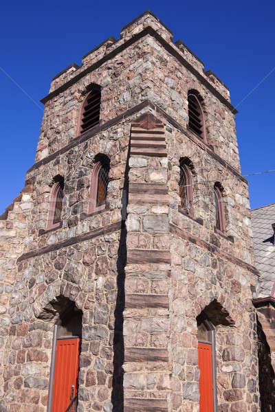 Templom belváros utazás kő Stock fotó © benkrut