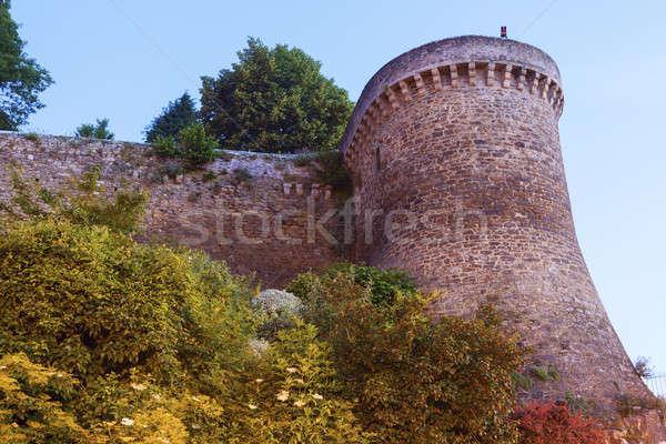 Sainte-Catherine Tower in Dinan  Stock photo © benkrut
