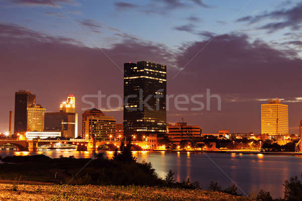 Toledo, Ohio Stock photo © benkrut