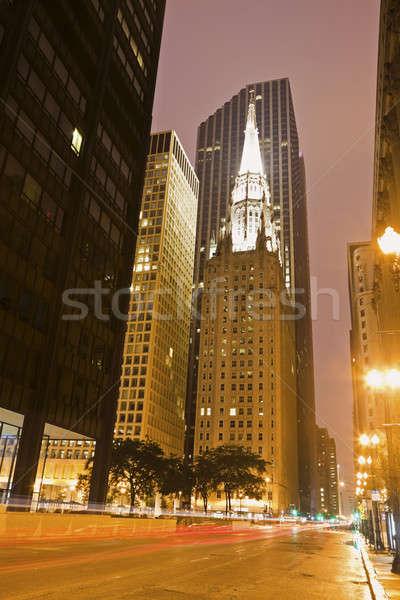Clark Avenue Stock photo © benkrut