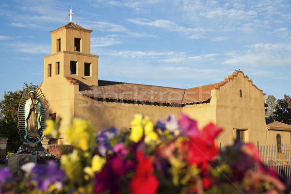 Sanctuary Of Guadalupe  Stock photo © benkrut
