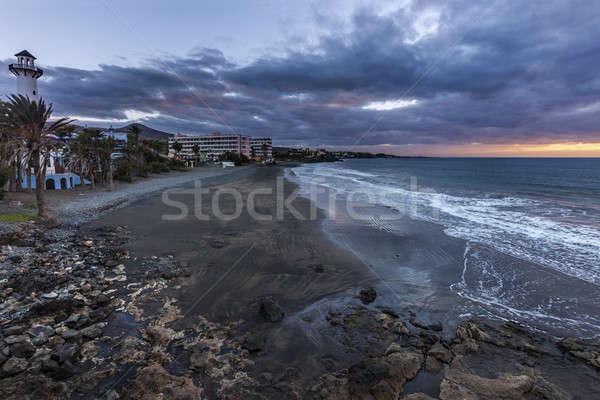 Playa del Aguila Stock photo © benkrut