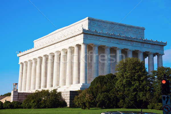Lincoln Memorial Stock photo © benkrut