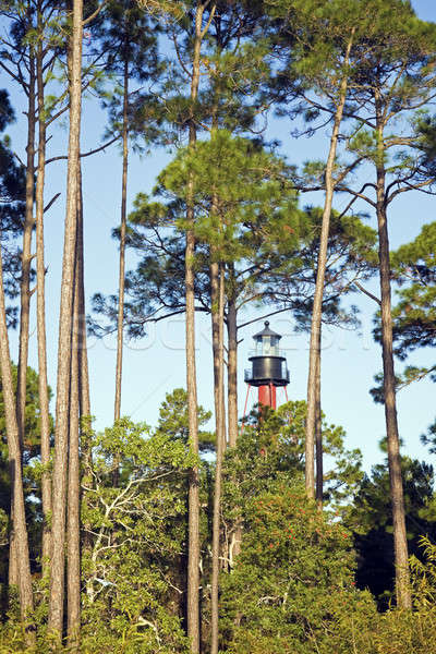 Crooked River Lighthouse   Stock photo © benkrut