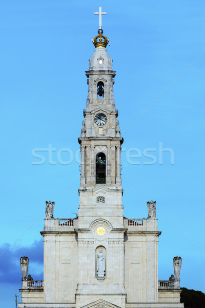 Sanctuary of Fatima Stock photo © benkrut