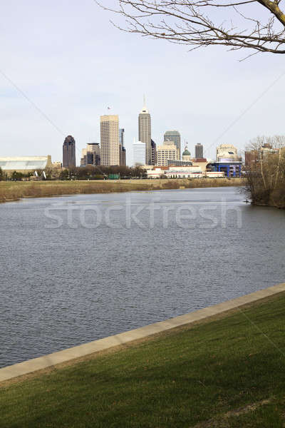 Indianapolis Stock photo © benkrut