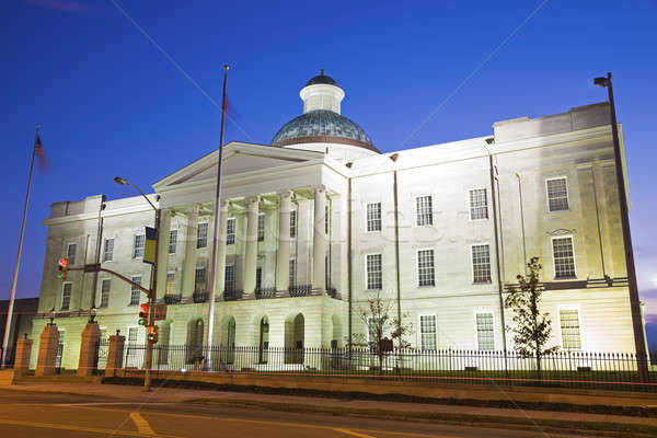 Old State Capitol of Mississippi Stock photo © benkrut