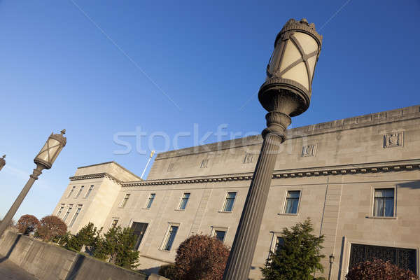 Old architecture of Trenton Stock photo © benkrut