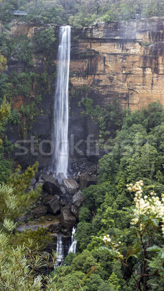 Fitzroy Waterfall in Morton National Park  Stock photo © benkrut