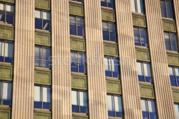 Historische architectuur Wisconsin USA Stockfoto © benkrut