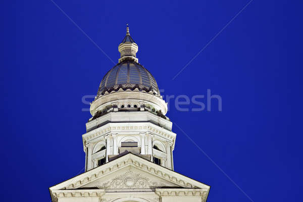 State Capitol Building in Cheyenne, Wyoming Stock photo © benkrut