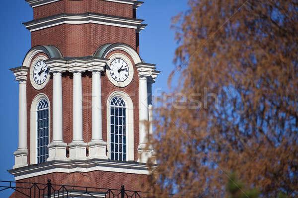 Knoxville courthouse Stock photo © benkrut