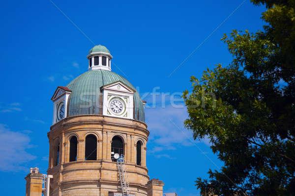 Tuscarawas County Courthouse  Stock photo © benkrut
