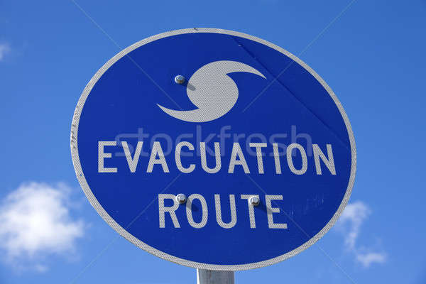 Evacuation Route Stock photo © benkrut