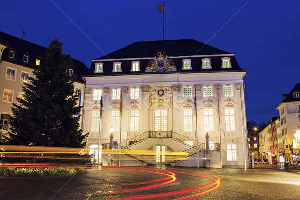 Bonn Rathaus Stock photo © benkrut