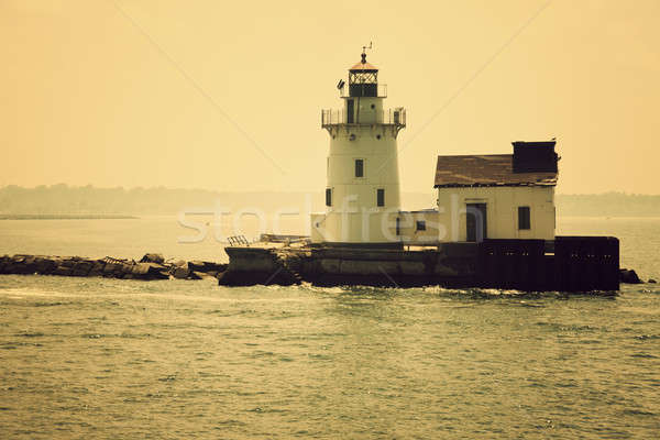 Cleveland lighthouse Stock photo © benkrut