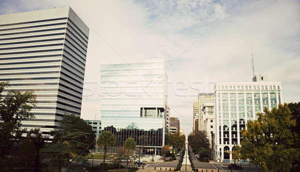 Downtown of Columbia  Stock photo © benkrut