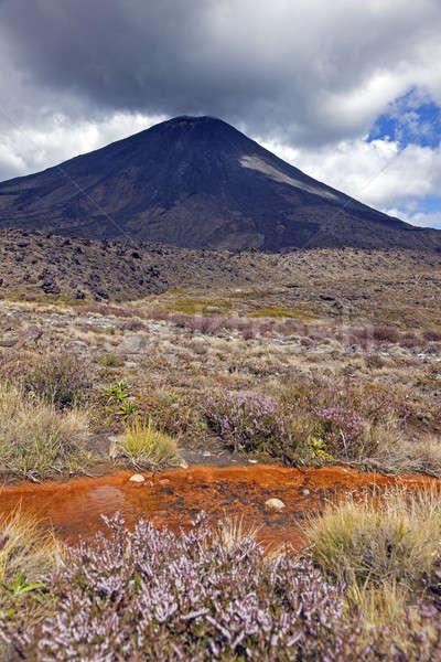 Tongariro National Park Stock photo © benkrut