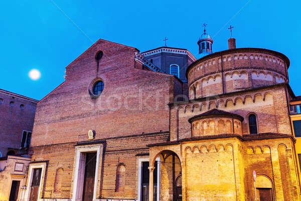 Padua Cathedral Stock photo © benkrut