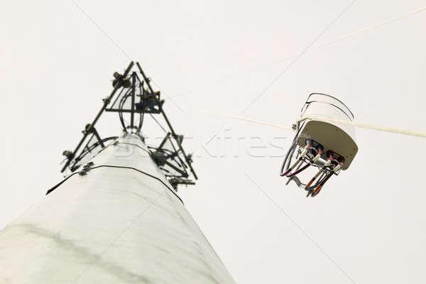 équipage haut eau tour Photo stock © benkrut