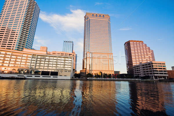 Afternoon in Tampa Stock photo © benkrut