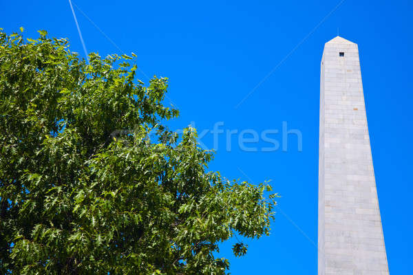 Bunker Hill Monument  Stock photo © benkrut