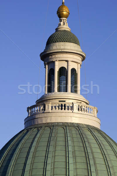 Old courthouse in St. Louis Stock photo © benkrut