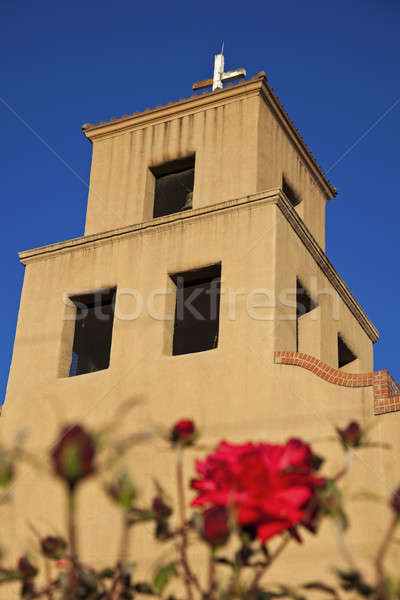 Roses by Sanctuary Of Guadalupe Stock photo © benkrut
