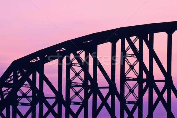 Old bridge detail   Stock photo © benkrut