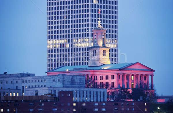 State Capitol Building in Nashville  Stock photo © benkrut