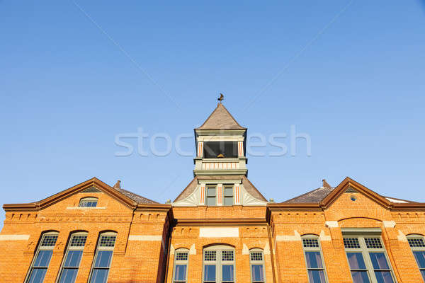 Old architecture of Kansas City Stock photo © benkrut