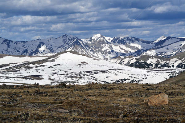 Rocky Mountain National Park Stock photo © benkrut