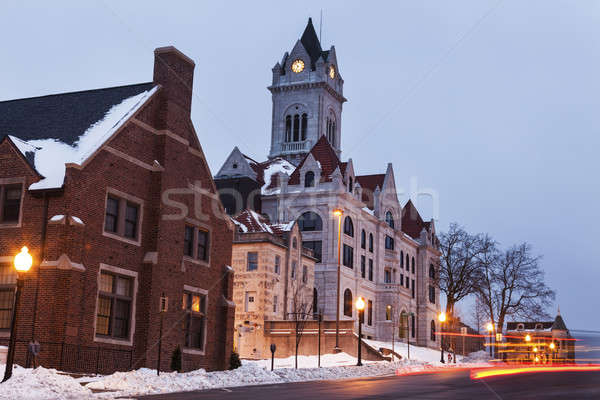 Cole County Courthouse in Jefferson City  Stock photo © benkrut